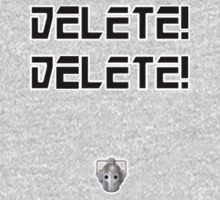 Delete delete by Matthewlraup