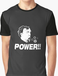 Top Gear - Jeremy Clarkson - Power Graphic T-Shirt