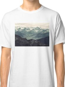 Mountain Fog Classic T-Shirt