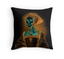 Jane Seymour Throw Pillow