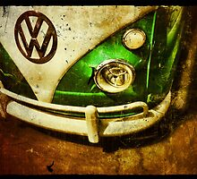 VW Bus by hollingsworth
