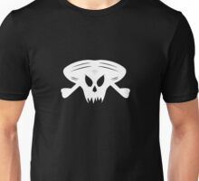 Skull of the Tonturas Pirates Unisex T-Shirt