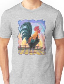 Animal Parade Rooster Unisex T-Shirt