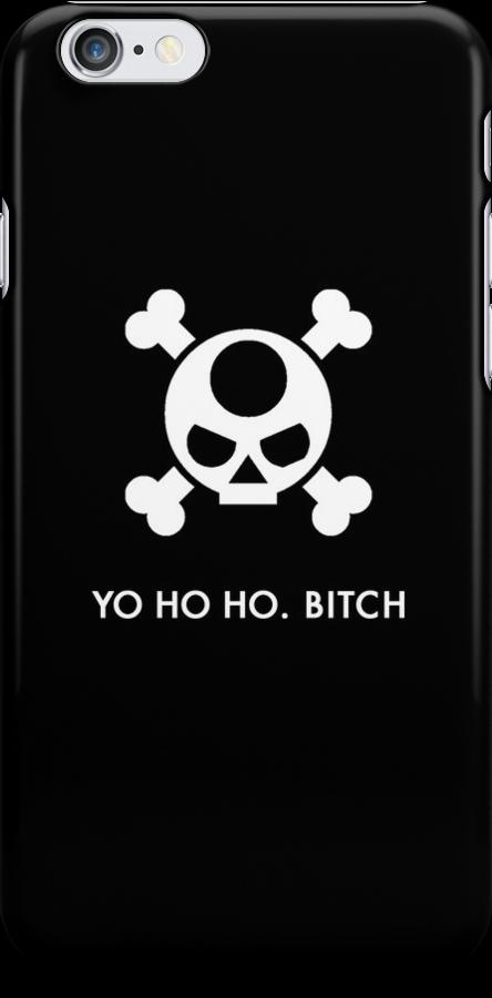Yvette Horizon - Yo Ho Ho by spiteyourface