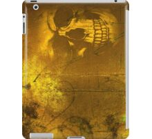 Golden Decay iPad Case/Skin