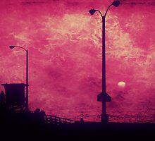 Fire Skies by Harlan Mayor