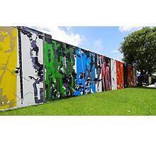 Wall art 4. Photographic Print