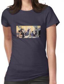 Oasis Womens Fitted T-Shirt