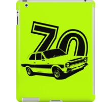 Escort 70' Retro Classic Cars Men's T-shirt iPad Case/Skin