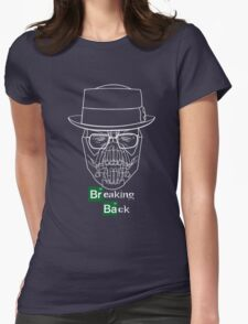 Breaking Back Womens Fitted T-Shirt