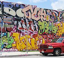 Wall art 6. by Anne Scantlebury