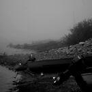 Early morning in Wemindji by AndreCosto
