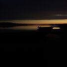Wemindji sunset by AndreCosto