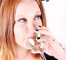 Wine O-clock by Christina Thomas