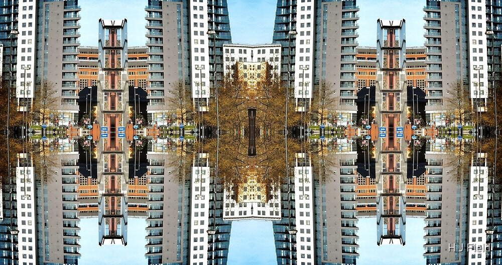 city#31 by H J Field