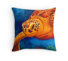 """""""Tranquility"""" Throw Pillow"""