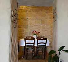 Croatian Dining  by Wellb69Images