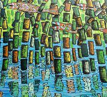 Wall art 14. by Anne Scantlebury