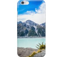 Abel Tasman Glacier iPhone Case/Skin