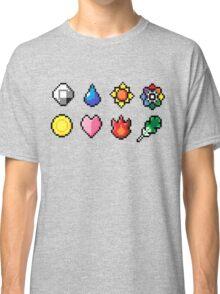 Indigo League Badges Classic T-Shirt