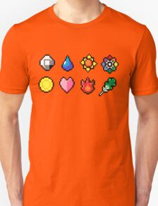 Indigo League Badges Unisex T-Shirt
