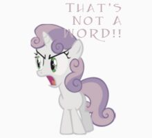 That's Not A Word!! by eeveemastermind