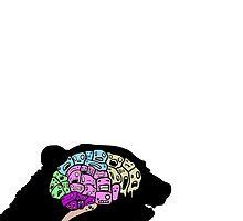Bear Brain by DrReginaldFunk