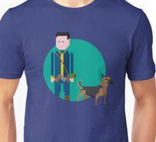 8Bit Wanderer  Unisex T-Shirt