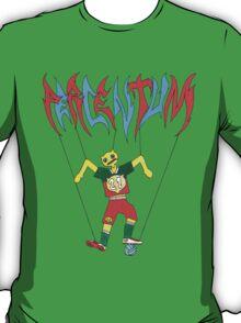 Percentum Soccer Puppet T-Shirt