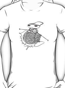 wool girl T-Shirt