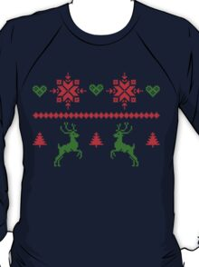 Christmas stags T-Shirt