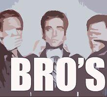 Bro's by macca22