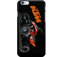 KTM 525XC iPhone Case/Skin