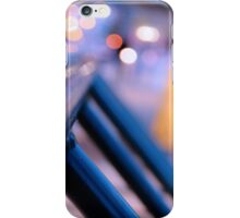 Bike Rack Bokeh iPhone Case/Skin