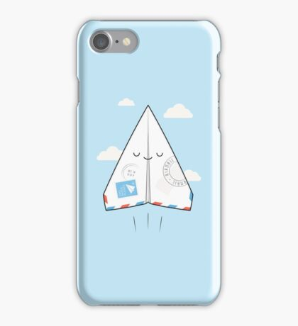 Airmail iPhone Case/Skin