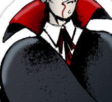Halloween: Dracula 2012 Sticker