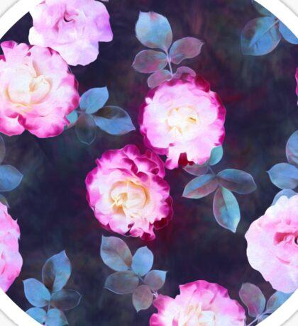 Twilight Roses Sticker