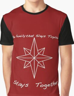 Every Family Needs a Motto (light) Graphic T-Shirt