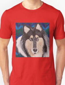 Rough-Haired Collie T-Shirt