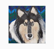 Rough-Haired Collie Unisex T-Shirt