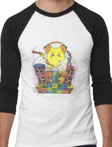 Percentum DJ Men's Baseball ¾ T-Shirt