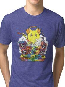 Percentum DJ Tri-blend T-Shirt