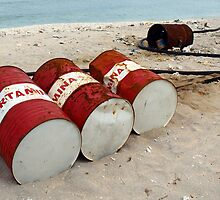 Barrels I by geophotographic