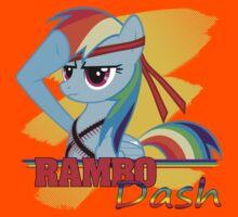 Rambo Dash Kids Clothes