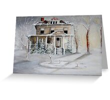 Home Again Greeting Card