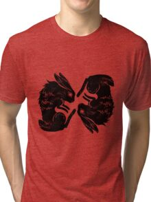 Wit and Bun Deux Tri-blend T-Shirt