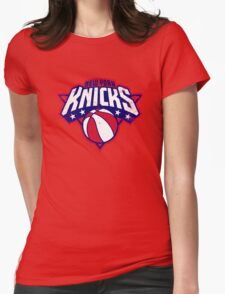 Knicks New york sport Womens Fitted T-Shirt