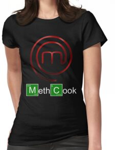 Masterchef-Breaking Bad Womens Fitted T-Shirt