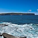South Head - Looking at North Head by miroslava
