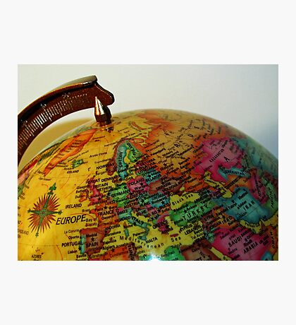 Geography Photographic Print